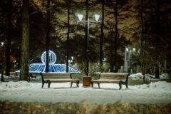 Парк на ул. Ленинградская