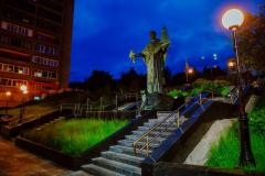 Музыкальная аллея (ул. Воровского)