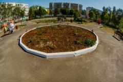 Сквер Росляково